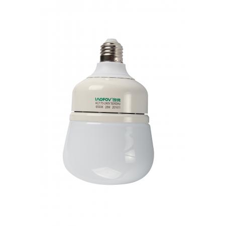 Bec LED E27 10W/220V - lumina rece/neutra/calda