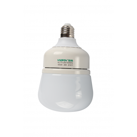 Bec LED E27 28W/220V - lumina rece/neutra/calda