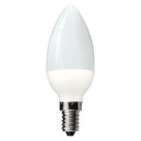 Bec LED E14 6W lumina rece/neutra/calda
