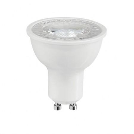 Bec Spot LED GU10 7W 170-265V COB ceramic lumina alba