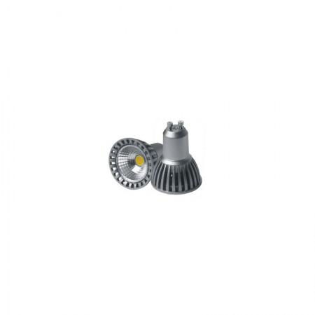 Bec Spot LED GU10 7W/220V COB lumina alba - VARIABIL