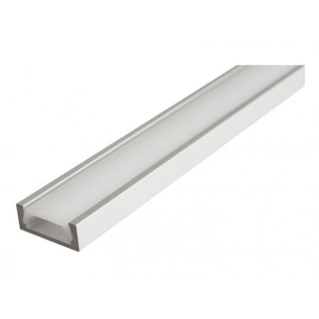 Profil de aluminiu pentru Banda LED 10 mm - 1m