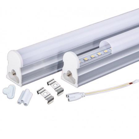 Lampa cu tub led 120cm 18w lumina calda