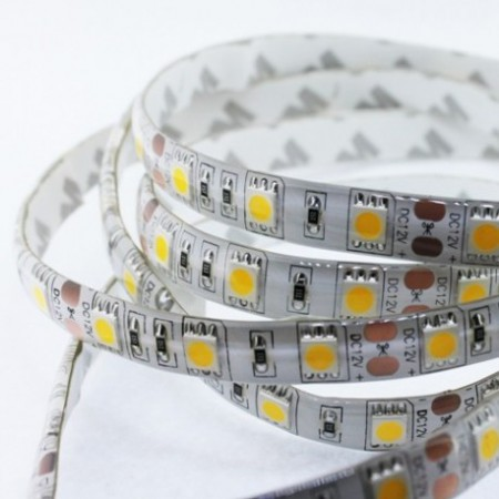 Banda LED 5050 60 SMD/m 14.4w permeabila rece/neutra/calda