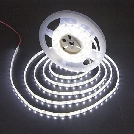 Banda LED profesioanala 3528 120 SMD 9.6W/m lumina calda/rece