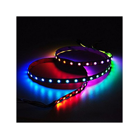 Banda LED RGB 12V 7.2W 30SMD 5050 Interior