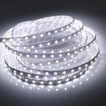 Banda LED 5050 60 SMD/m 14.4w permeabila PROFESSIONAL calda/rece