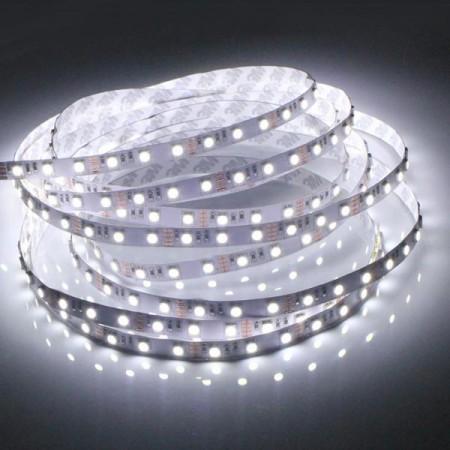 Banda LED 3528 96 SMD/m 7.2w lumina alba