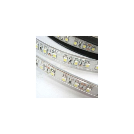 Banda LED RIGID 5050 60 SMD/m lumina alba - impermeabila