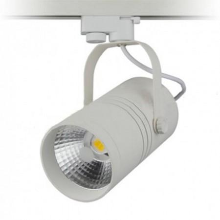 Proiector LED interior 25W COB corp alb lumina rece/neutra/calda - Ledel