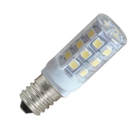 Bec LED E14 SMD 3W 220V lumina calda - BLISTER PACK