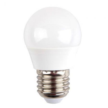 Bec LED E27 G45 4W 220V lumina rece/neutra/calda