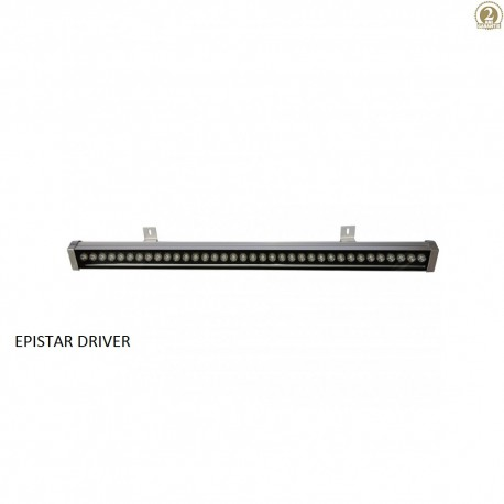 36W Proiector LED liniar lumina calda 1M - IP65