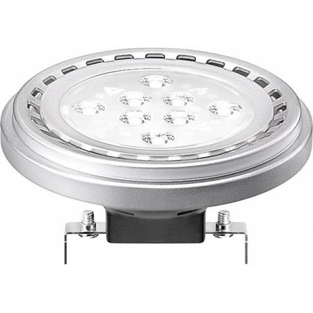 Bec Spot LED AR111/G53 15W/12V 30 grade lumina calda/neutra - EPISTAR