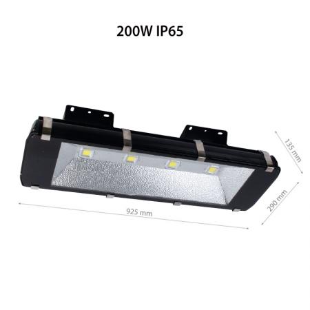 Lampa industriala Led 200w IP65 lumina rece