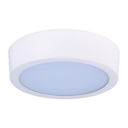 Plafoniera led High Line rotunda 20W/2400lm lumina neutra IP44