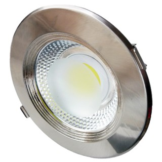 20W Lampa Spot LED COB INOX