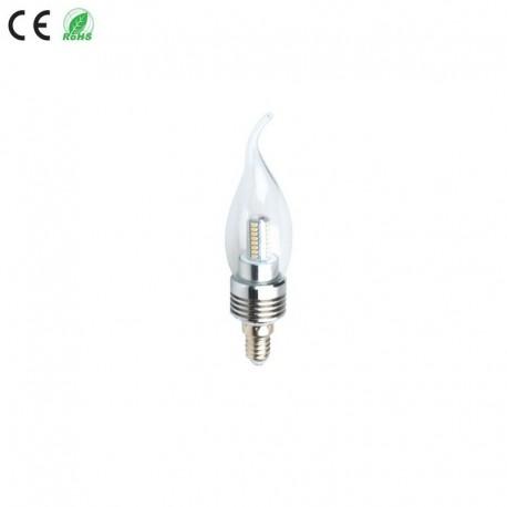 Bec LED E14 Candela Gama DALL 4W lumina rece/neutra/calda