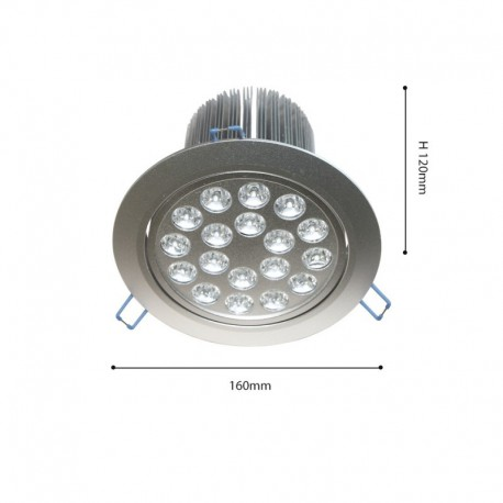 Spot Led 18W 30° IP21 Lumina naturala