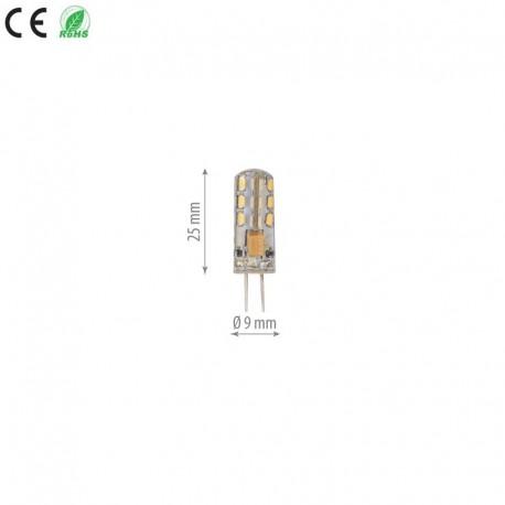 Bec Led G4 Gama DALL 1.5W/12V SMD lumina rece/neutra/calda