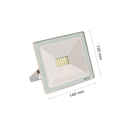 Proiector Led SLIM 20w/2000lm IP65