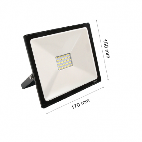 Proiector Led Slim 30w/3000lm IP65
