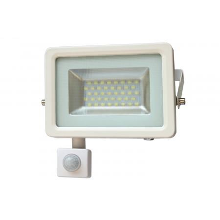 30W Proiector led cu senzor IP65