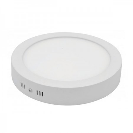 12W Aplica LED rotunda