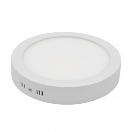 Aplica LED rotunda de tavan 18W