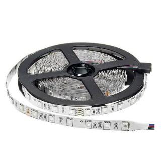 Banda LED 24V 5050 60SMD/m 14.4W RGB Baza Profesionala