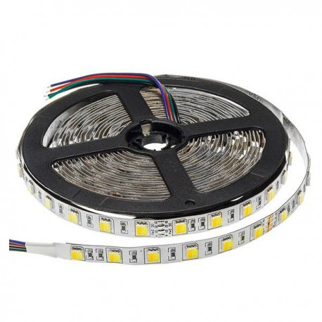 Banda led TOP QUALITY 60SMD/6W/800lm 3 ani garantie IP20 lumina alba