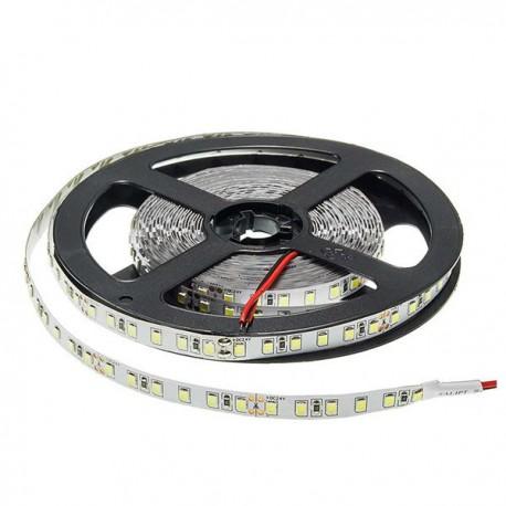 Banda LED 24V 3528 120 SMD/m lumina rece/neutra/calda permeabila PROFESSIONAL
