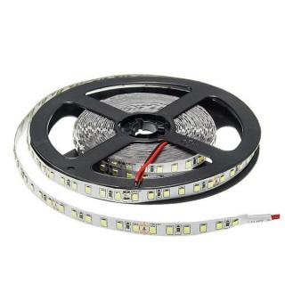 Banda LED 24V 3528 120SMD 9.6W/m Baza Profesionala
