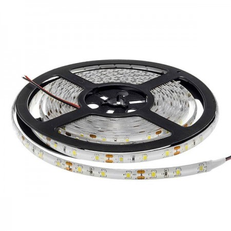 Banda LED color 12V 2835 60SMD 4.8W exterior - Ledel