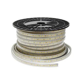 Banda Led 220V 5730 10w 120SMD/ml lumina rece/calda