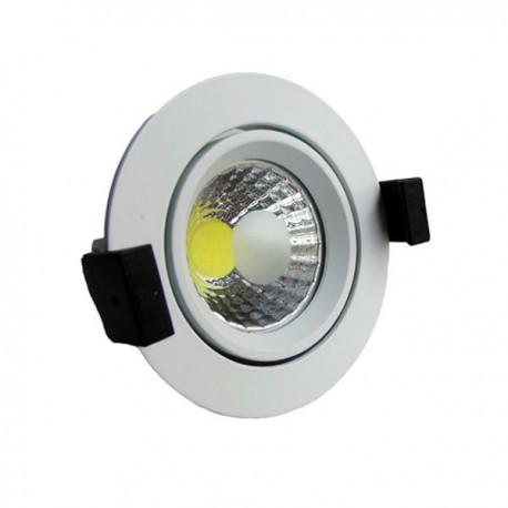8W Lampa Spot LED COB ajustabila