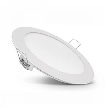 24W Panou LED incastrabil rotund