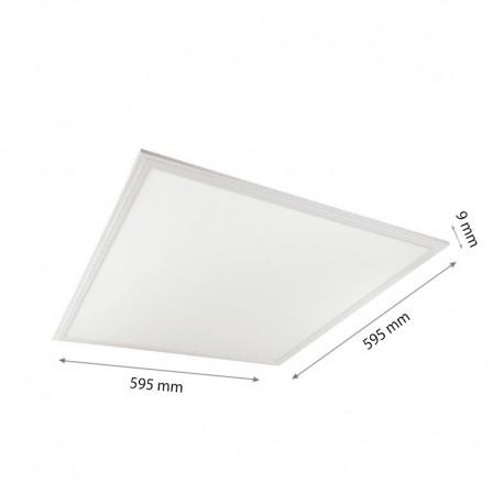 LED PANEL CAPRI SLIM DIMM 600X600X8 48W