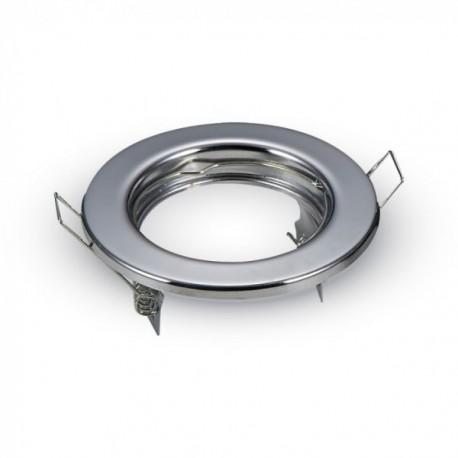 Rama rotunda fixa GU10/MR16