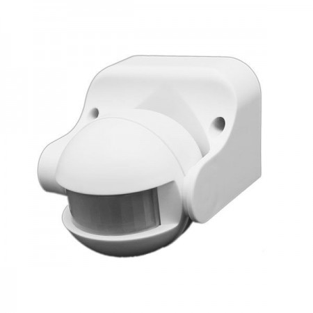 Senzor miscare IP44 alb - Ledel