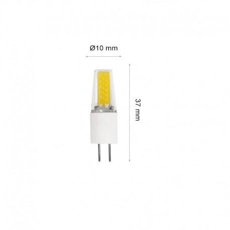 Bec Led G4 Gama DALL 2W/12V SMD lumina neutra
