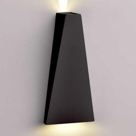 6W Aplica Design Neagra De Perete - Ledel