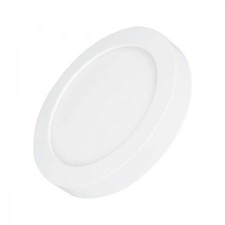Aplica Led Rotunda 6W - Ledel