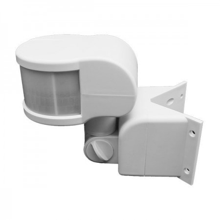 Senzor Miscare Alb IP44 - Ledel