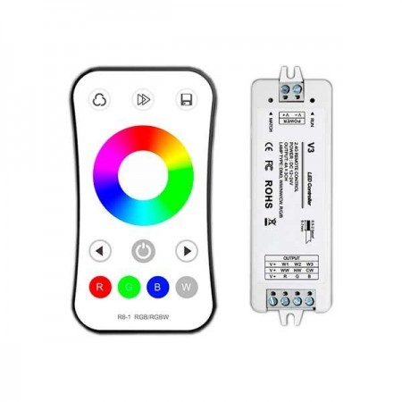 Controler Banda Led RGB 12-24V