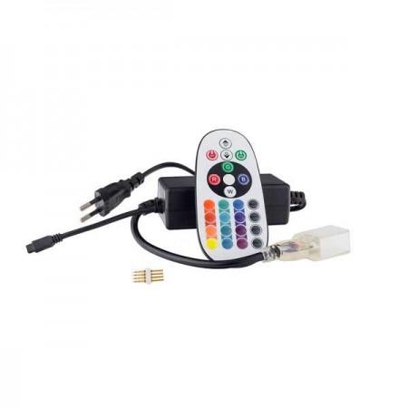 Alimentare+controller Neon Flexibil RGB 220V - Ledel