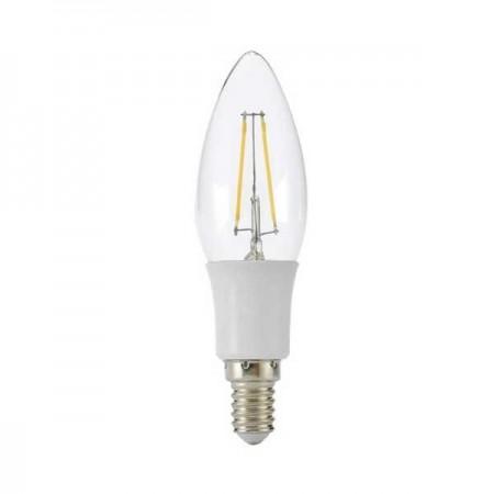 Bec Led Filament Candela E14 3W - Ledel