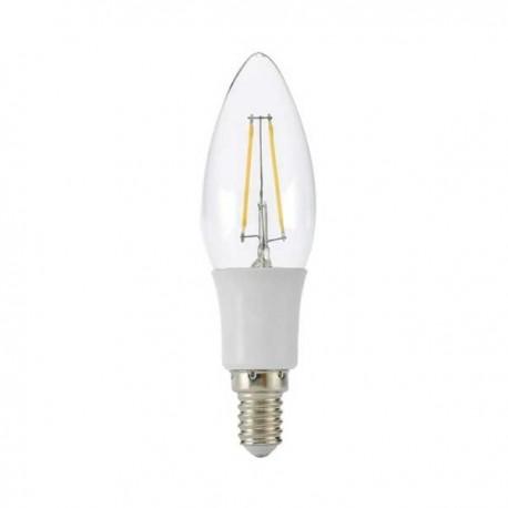 Bec Led Filament Candela E14 3W