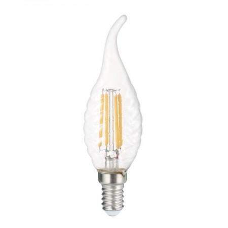 Bec Led Candela E14 C35 4W Lumina Calda - Ledel
