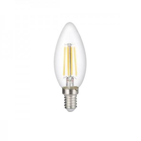 Bec Led E14 Filament Candela C35 6W Lumina Rece/Naturala/Calda - Ledel